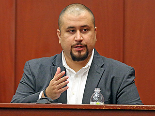 George Zimmerman Testifies Against Man Accused of Shooting at Him During Traffic Altercation