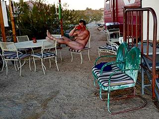 Look Out Kim Kardashian! Josh Brolin Posts Casual Nude Selfie to Instagram
