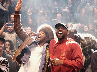 Kanye Ends Feud with Kid Cudi, Calls Him the 'Most Influential Artist of the Past 10 Years'