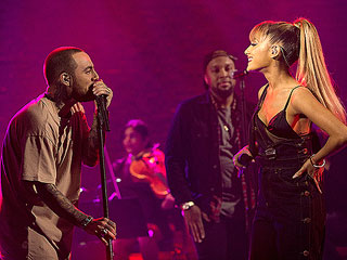 Mac Miller on How His Friendship with Ariana Grande Evolved Into More: 'Everything Just Happened Organically'
