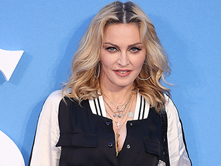 Madonna Hits Premiere of Beatles Documentary While in London Looking After Son Rocco