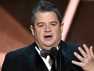 Patton Oswalt Delivers Moving Emmys Tribute to Wife: 'I Am Lucky to Have Had That In My Life'