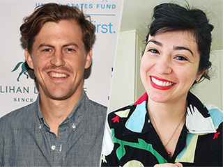 FROM EW: Saturday Night Live Adds Two More Cast Members, Comedians Alex Moffat and Melissa Villaseñor