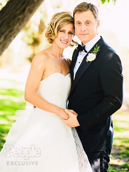 Alan Tudyk Marries Choreographer Charissa Barton