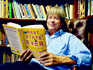 From Skunk Ape Sightings to Clothing-Optional Bars: Dave Barry Explores – and Defends – His Home State of Florida in New Book