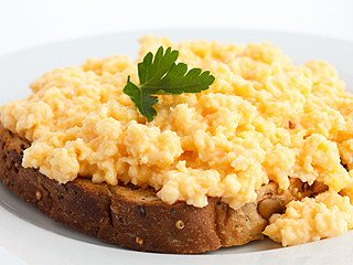 From Extra Crispy: How to Make Scrambled Eggs from Super-Fancy to Crazy-Quick