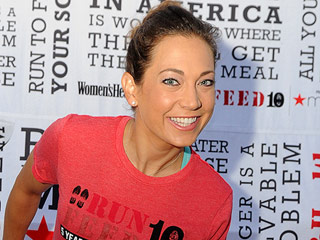 Good Morning America's Ginger Zee Runs to Help Feed the Hungry