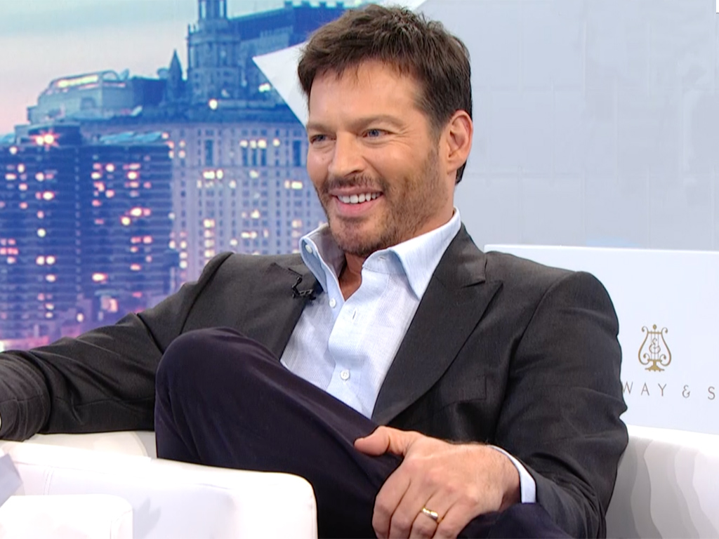 Harry Connick Jr. Net Worth