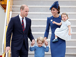 George's Diss, Kate's Red Heels! Top 5 Moments of the Royal Family's Canada Tour So Far