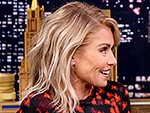 WATCH: Kelly's New Co-Host? Ripa Says She and Jimmy Fallon 'Have Chemistry!'