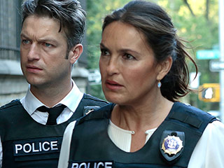 Mariska Hargitay Teases VP Joe Biden's 'Beautiful' SVU Scene and THAT Premiere Shocker 'Your Brain Can't Even Download'