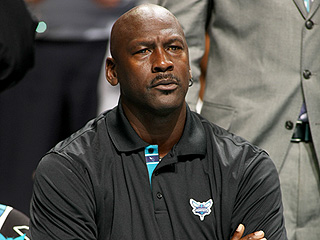 Michael Jordan Calls For 'Peaceful Demonstration' in Charlotte Following Violent Protests Over Police Shooting