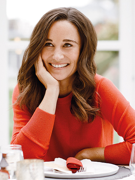 Pippa Middleton Admits She Tried '80 Percent' of Recipes in New Book