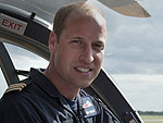 Prince William Reveals the 'Sad, Dark' Moments He Faces as an Air Ambulance Pilot