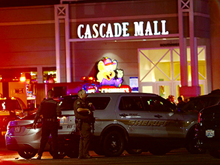 'He Was Just Zombie-Like': Police Apprehend Lone Gunman Suspected of Killing 5 at Cascade Mall