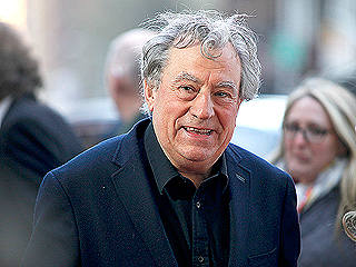 Monty Python's Terry Jones Diagnosed with a Rare Form of Dementia