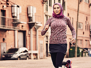 A Marathoner Who Runs in a Hijab Covers Women's Running Magazine: 'Please Don't Rely on Your Assumptions'