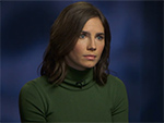 Amanda Knox Reveals Why She Initially Lied About Where She Was When Meredith Kercher Was Killed
