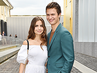Ansel Elgort and Girlfriend Enjoy PDA-Filled Date Night at Global Citizen Festival