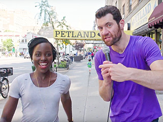 WATCH: Billy Eichner Is Back on the Street, and Donald Trump Is His Primary Target