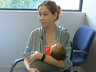Mom Fights Back After a Police Officer Allegedly Told Her It's Illegal to Breastfeed in Public