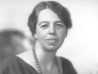 New Biography Explores Eleanor Roosevelt's Romance with a Woman