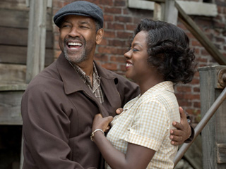 FROM EW: Denzel Washington & Viola Davis Star in Powerful First Trailer for Fences
