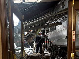 Hoboken Train Crash: None of Injuries Considered 'Life-Threatening,' Officials Say