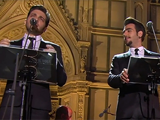 WATCH: Il Volo Previews Upcoming Concert Special in 'Granada' Clip