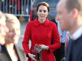 Canada Kate! 3 Red Dresses in 3 Days