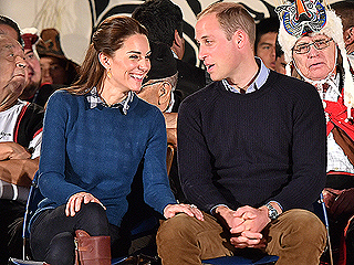 Princess Kate's Look of Love! 7 Moments That Prove She's More Smitten with Will Than Ever on Canada Tour