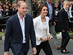 Princess Kate Goes Off-the-Rack in Black and White Look with Prince William on Last Day of Canada Tour