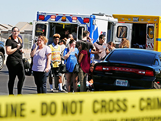 Man Allegedly Opens Fire in Crowded Las Vegas Starbucks, Killing One, Then Calls Cops Pretending to be Witness
