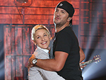 WATCH: Luke Bryan Wants Fans to Know His Butt Is Officially Off-Limits (Except to Ellen)!
