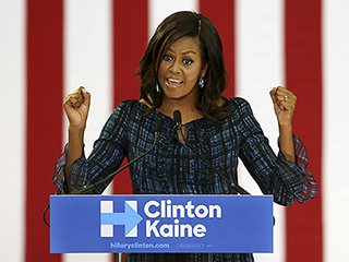 Michelle Obama Calls Donald Trump's Birther Crusade a 'Hurtful' Deceit Trump Cannot Undo With One 'Insincere Sentence'