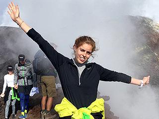 Princess Beatrice Hits Triathlon Summit: 'I Finally Made It'