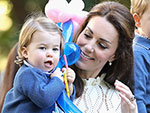 Princess Charlotte Speaks Her First Public Word at Canada Playdate!