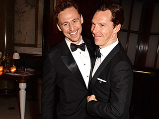 All of Benedict Cumberbatch and Tom Hiddleston's Best Bromantic Moments