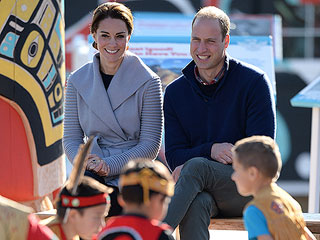 Kate in Cowboy Boots! William and Kate Get Sporty at Mountain Biking Festival in Canada