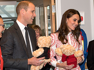 'Charlotte Loves Her Teddies!' Says Princess Kate – See All the Gifts the Little Royals Have Been Given So Far in Canada