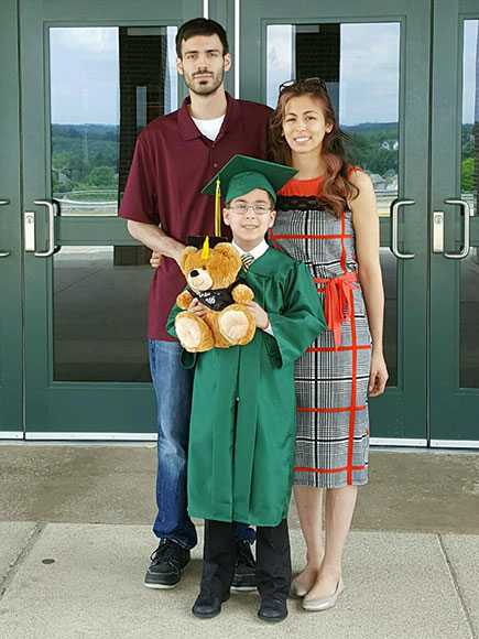 9-Year-Old Boy Graduates High School and Starts College, Wants to Become Astrophysicist: 'I Want to Prove That God Does Exist'| Real People Stories, The Daily Smile