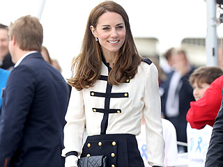Come Aboard for Princess Kate's Fun Friday!