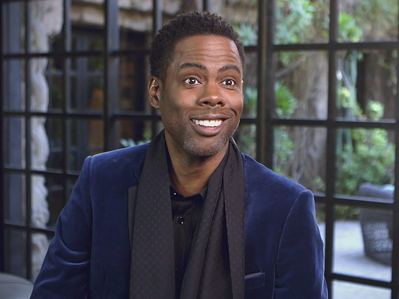 Chris Rock Jokes About Hosting the Oscars: 'I'm Only Here Cause Ellen Said No'