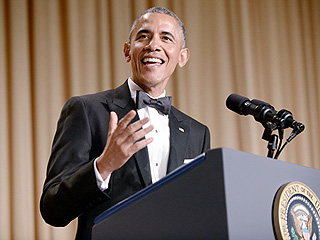 WATCH: Does President Obama Have a Future in Stand-Up Comedy? A Look Back at His Funniest White House Correspondents' Dinner Moments