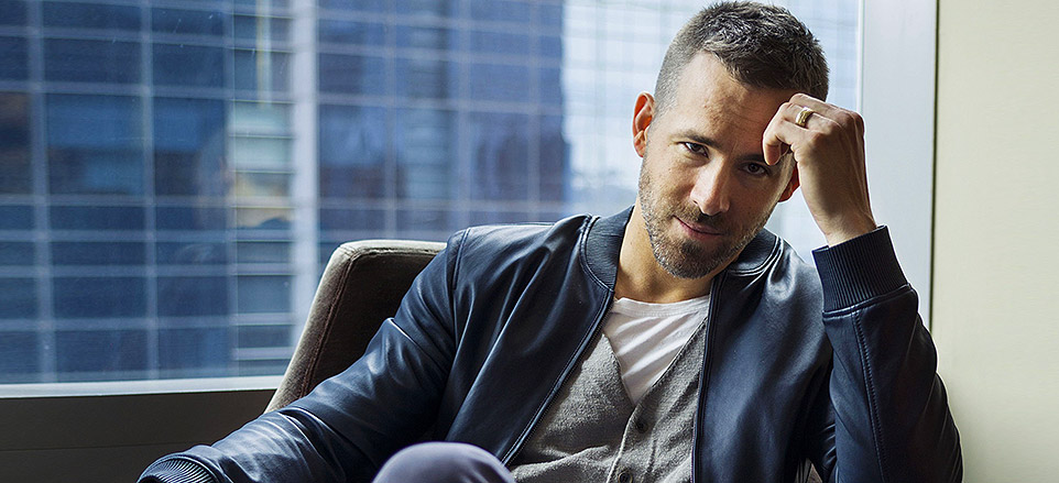 Read the Cover Story: Ryan Reynolds: Sexiest Dad Alive