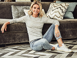 Kelly Ripa: 'I Know How Lucky I Am' – Read the Cover Story!
