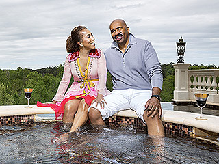 Read the Cover Story: Steve Harvey – from Homeless to Having It All