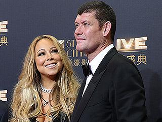 Mariah Carey Engaged: Happiness – and a Huge Diamond