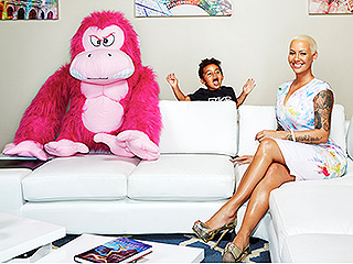 Amber Rose: My Wild and Sexy Life as a Mom