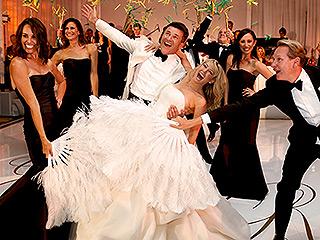 Dancing with the Stars' Kym Johnson & Robert Herjavec: Our Dream Wedding!